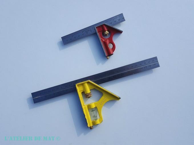 Les 6 outils d couvrir pour relooker un meuble plus - Equerre a combinaison ...